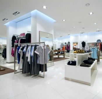 Retail clothing store csi janitorial cleaning retail stores